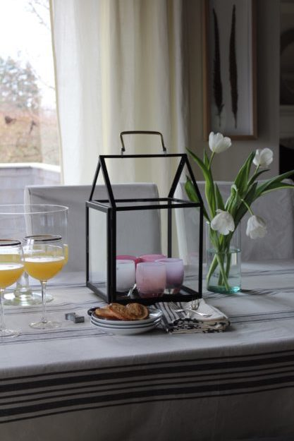 ombre votive GlassyBaby candles
